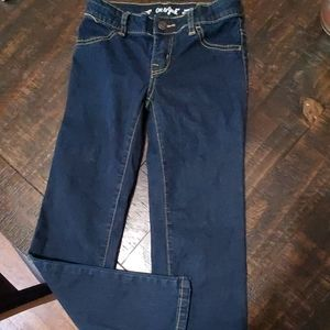 Girl's Cat and Jack jeans. Size 7